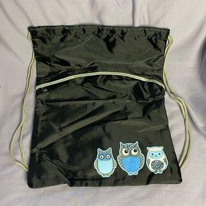 thirty-one Owl Cinch Sac